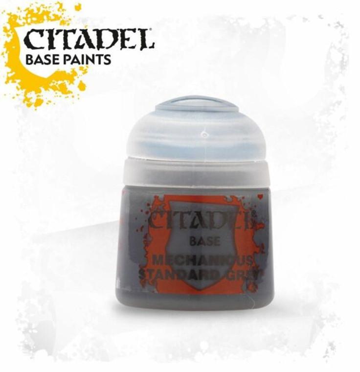Citadel Base Mechanicus Standard Grey 21-24