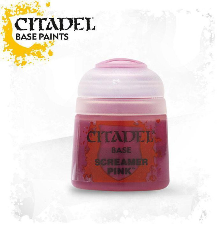 Citadel Base Screamer Pink 21-33