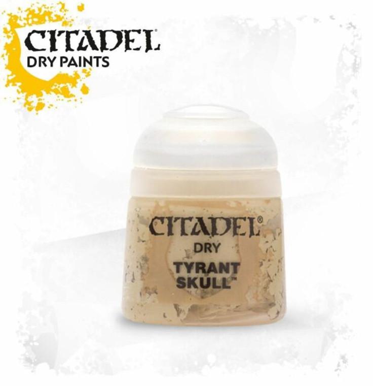 Citadel Dry Tyrant Skull 23-10