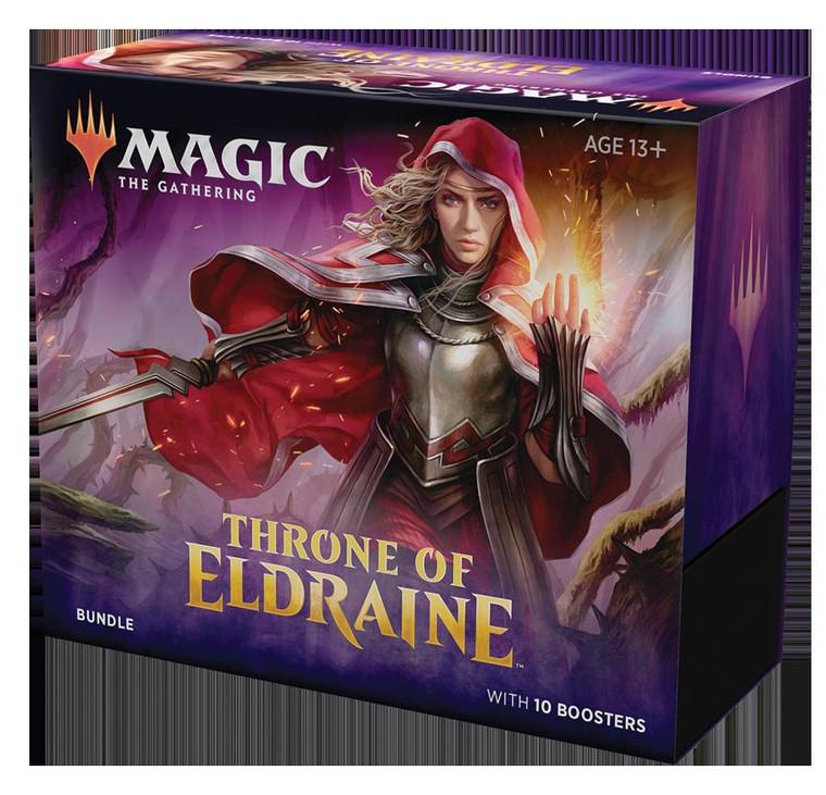 Throne of Eldraine Bundle