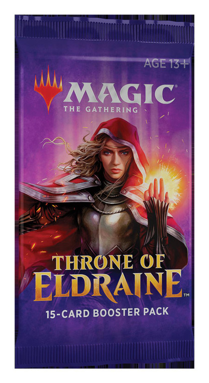 Throne of Eldraine Booster Pack (Draft)