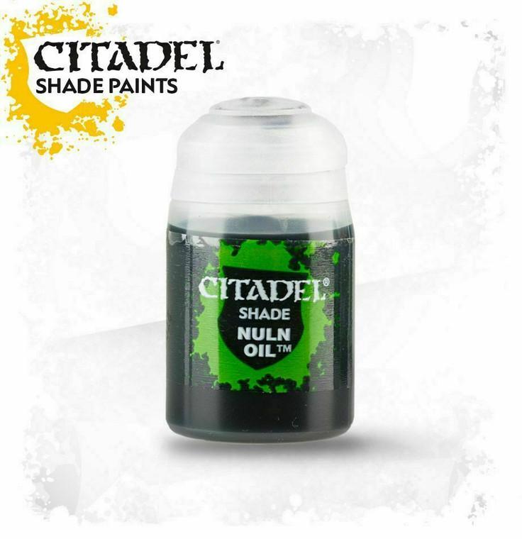 Citadel Shade Nuln Oil (24mL) 24-12