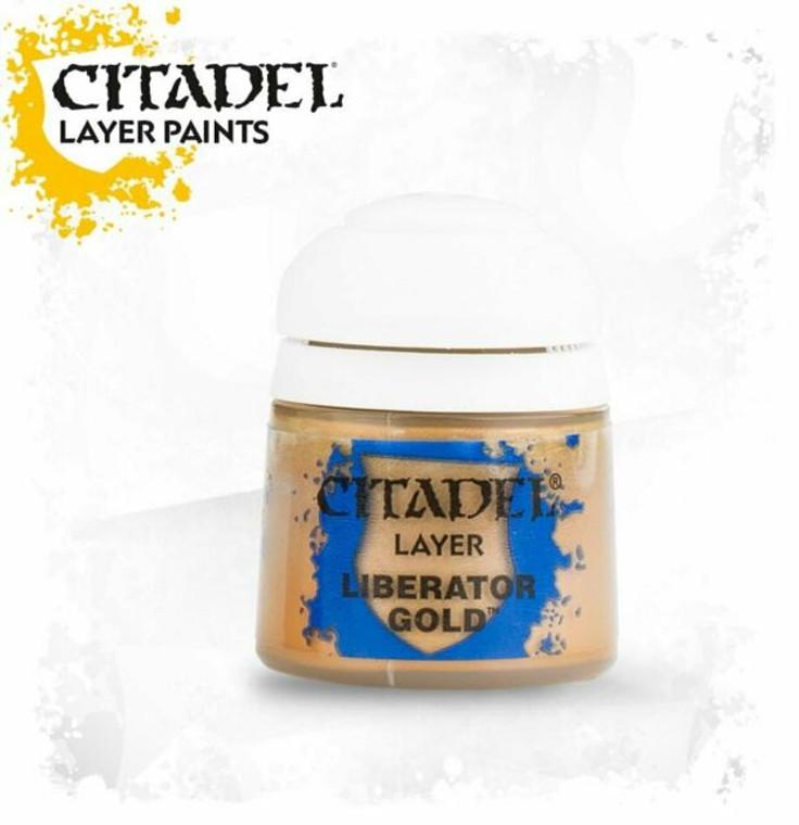Citadel Layer Liberator Gold 22-71