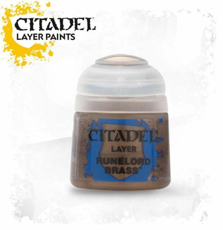 Citadel Layer Runelord Brass 22-66