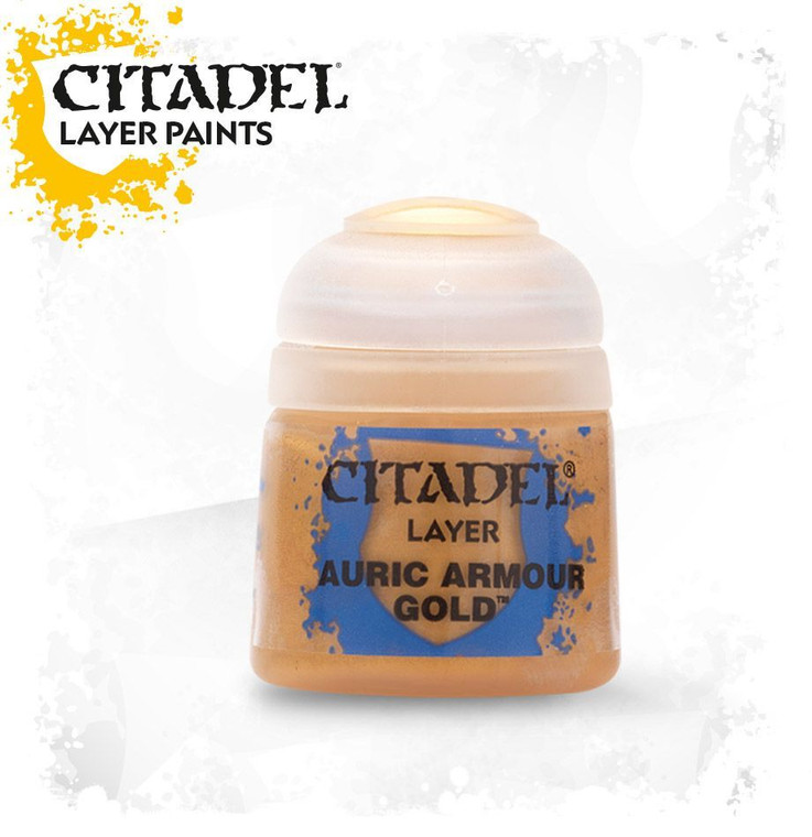 Citadel Layer Auric Armour Gold 22-62
