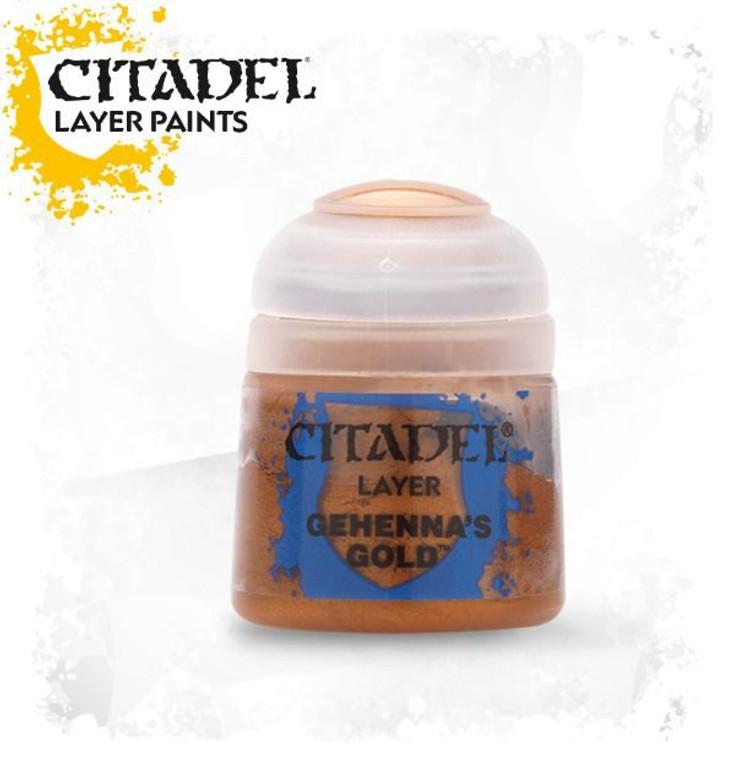 Citadel Layer Gehenna's Gold 22-61