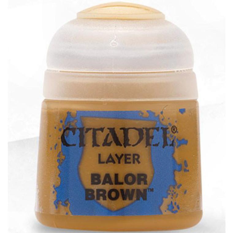 Citadel Layer Balor Brown 22-43