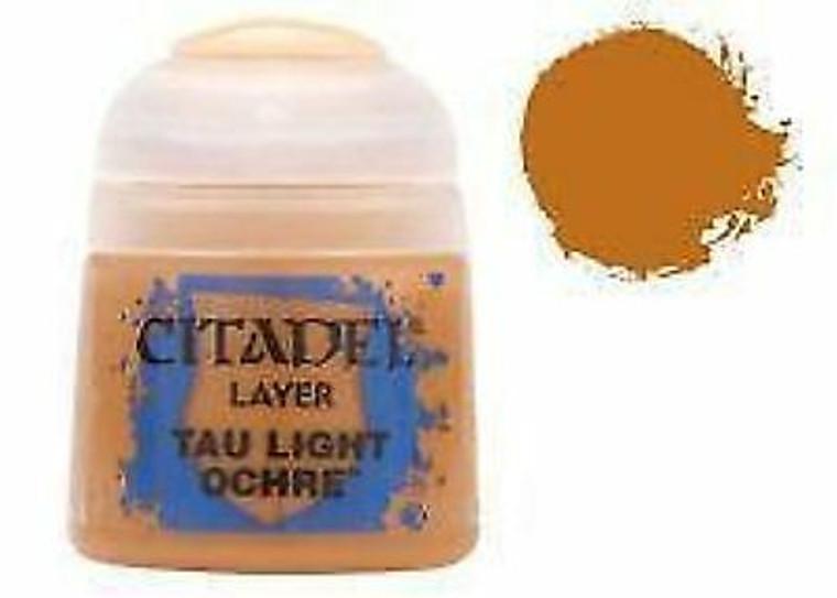 Citadel Layer Tau Light Ochre 22-42
