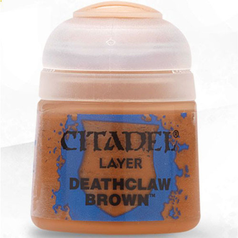 Citadel Layer Deathclaw Brown 22-41