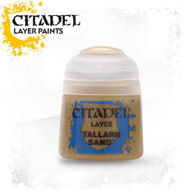 Citadel Layer Tallarn Sand 22-34