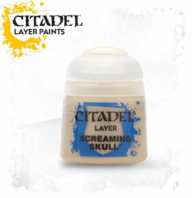 Citadel Layer Screaming Skull 22-33