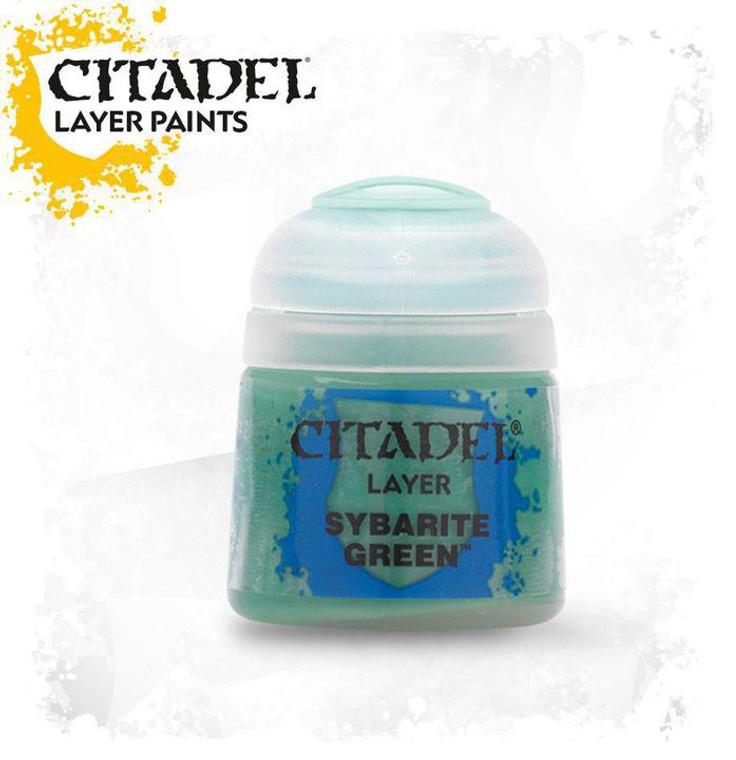 Citadel Layer Sybarite Green 22-22