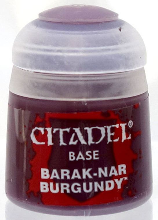 Citadel Base Barak-Nar Burgundy 21-49