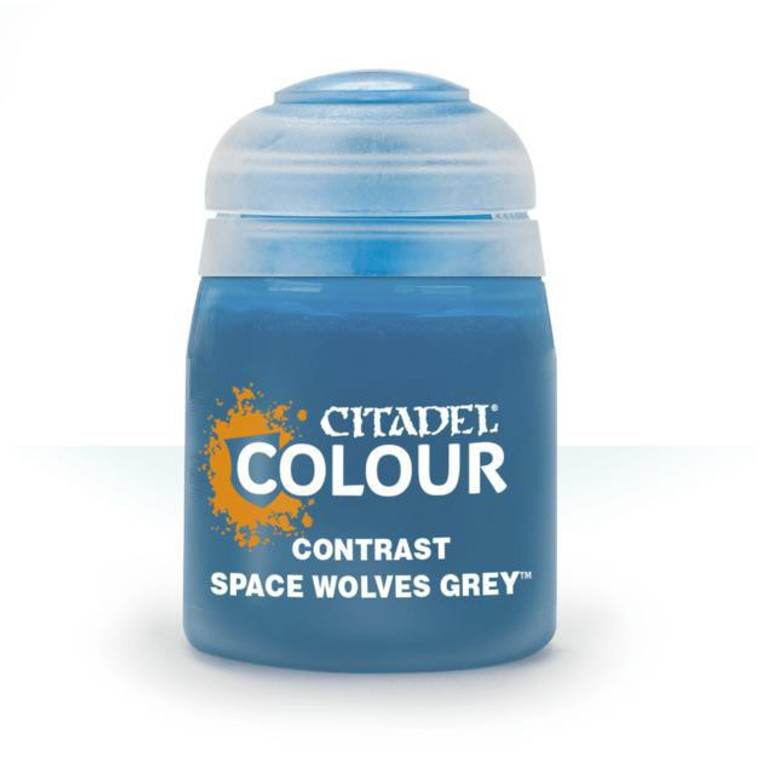Citadel Contrast Space Wolves Grey 29-36