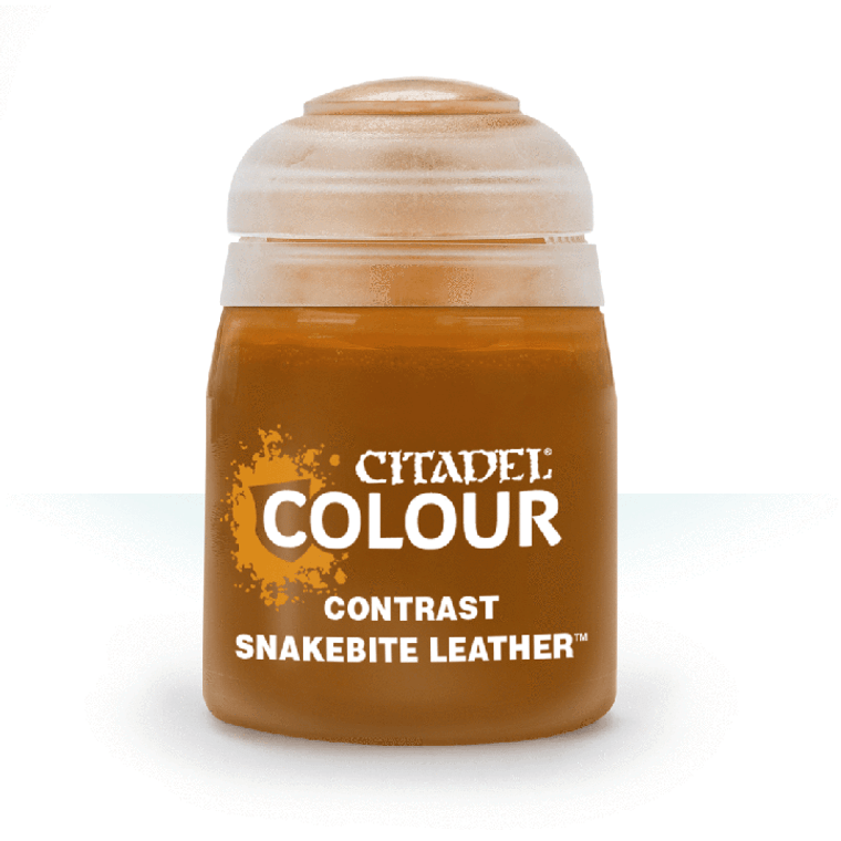Citadel Contrast Snakebite Leather 29-27