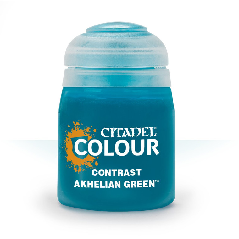 Citadel Contrast Akhelian Green 29-19
