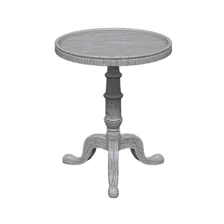 Unpainted T Tables Small Round Tables DC 73365