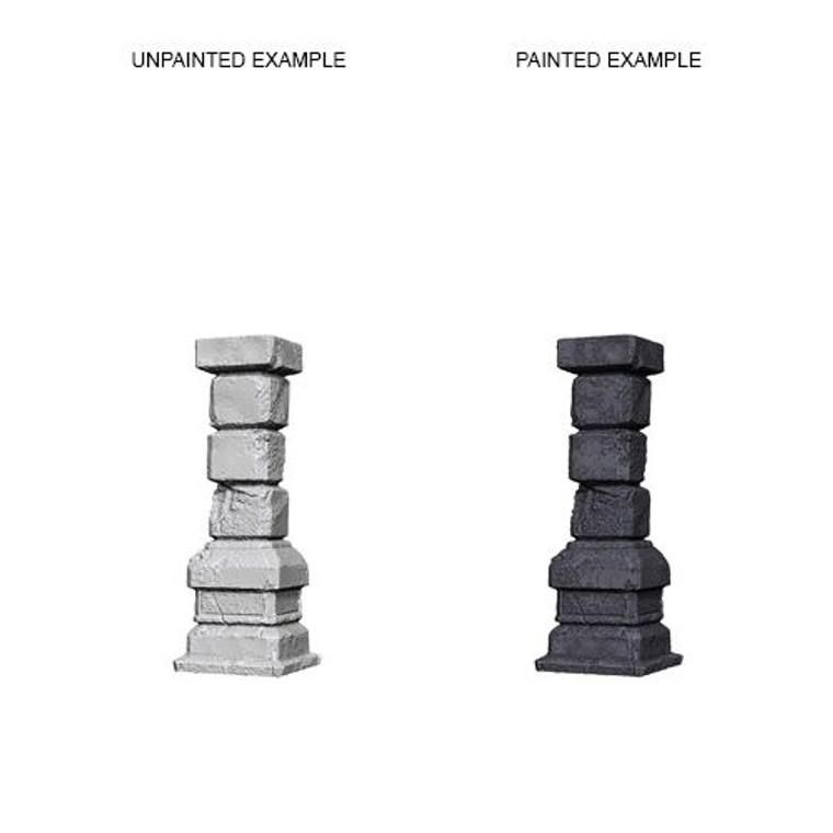 Unpainted T Pillars DC 72591