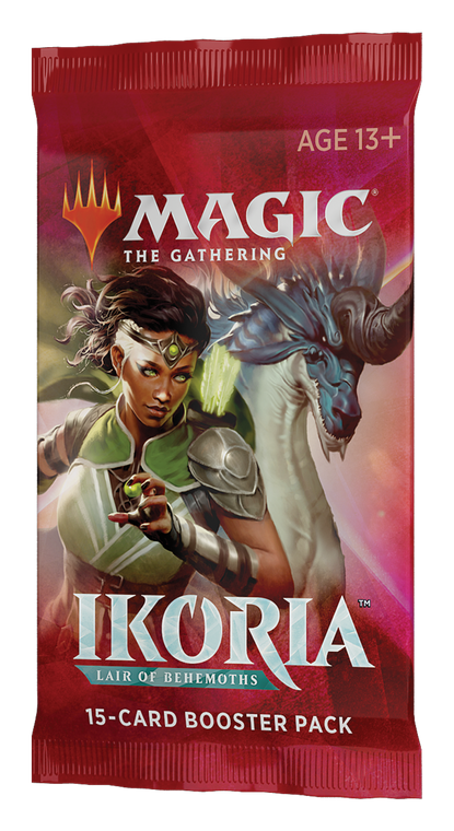 Ikoria Lair of Beasts Booster Pack Japanese