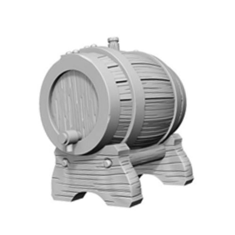 Unpainted T Barrels Keg Barrels DC 72595