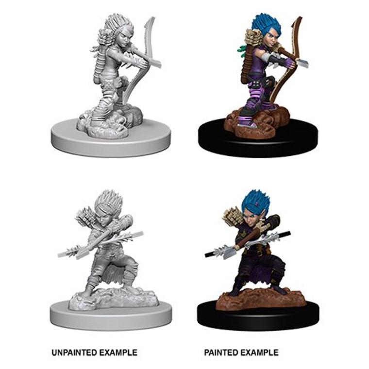 Unpainted PC Gnome Rogue Female DC 73408