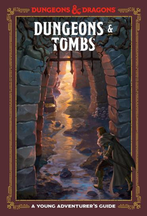 D&D A Young Adventurer's Guide Dungeons & Tombs