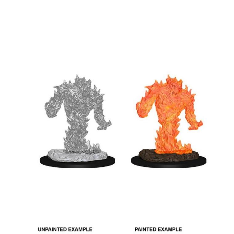 Unpainted NPC Elemental, Fire NM 73847