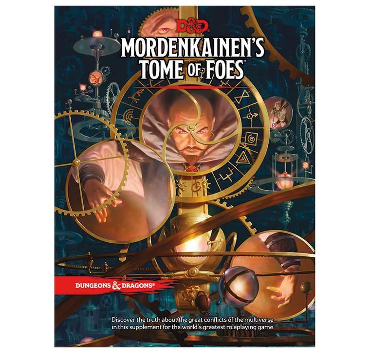 D&D 5E Mordenkainen's Tome of Foes