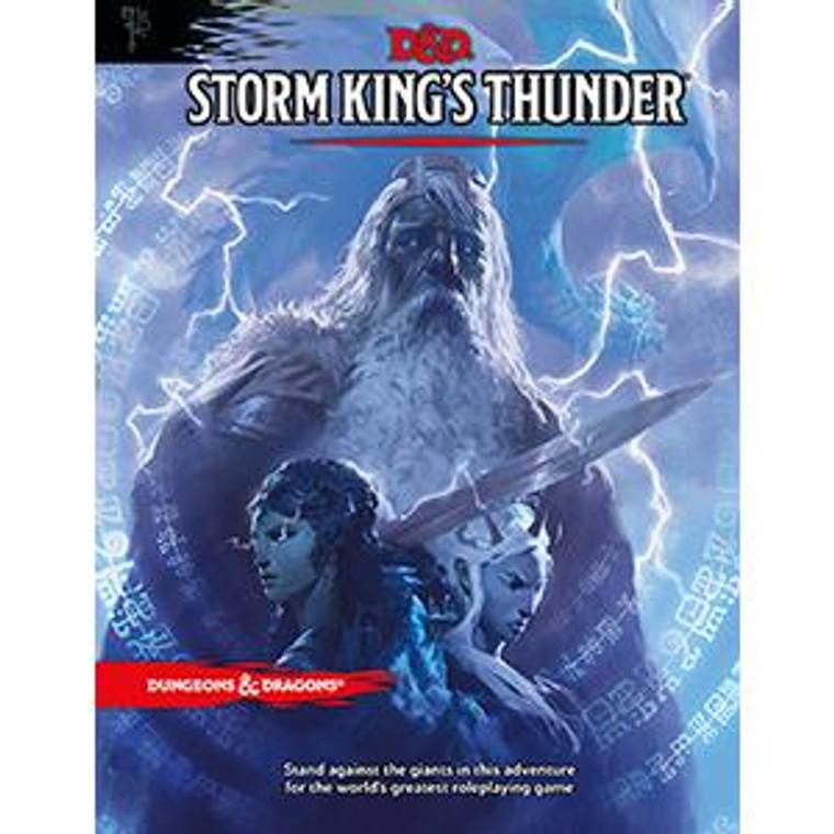 D&D 5E Storm King's Thunder