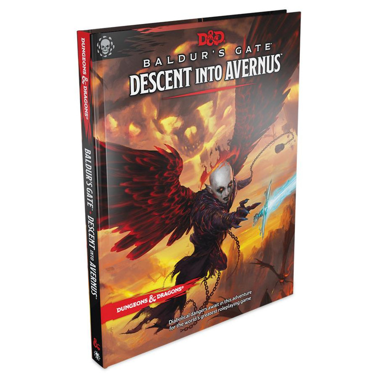 D&D 5E Baldur's Gate Descent into Avernus