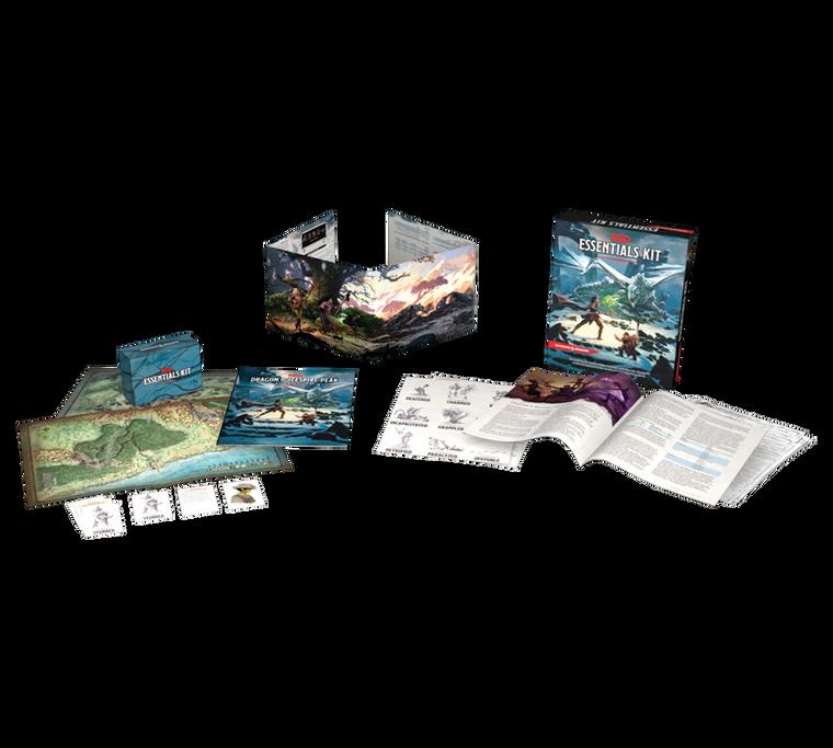 D&D 5E Essentials Kit