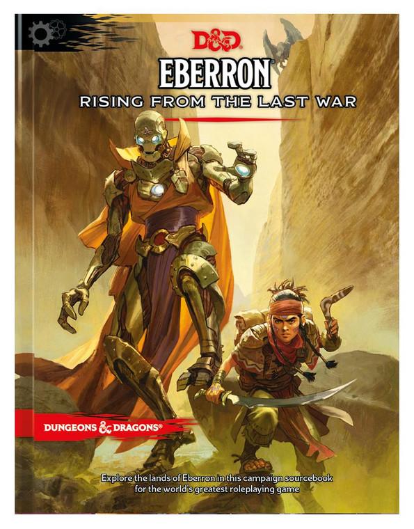 D&D 5E Eberron Rising From the Last War