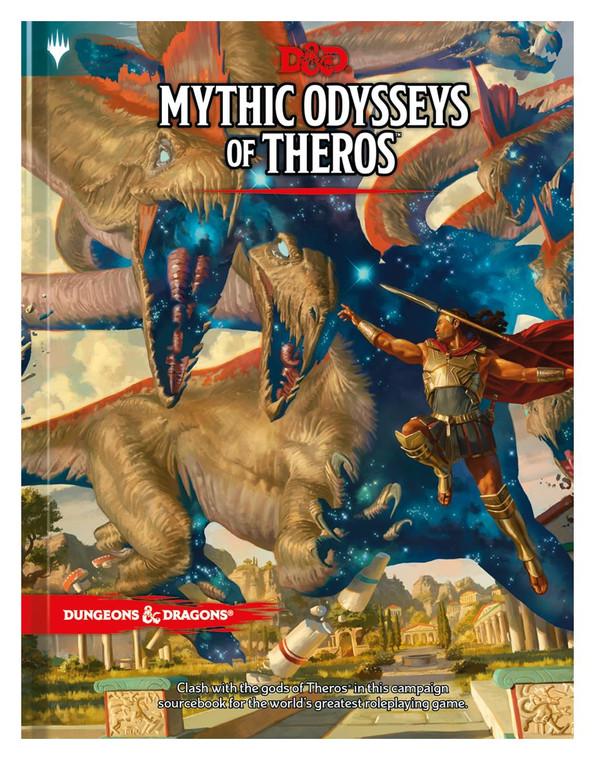 D&D 5E Mythic Odysseys of Theros