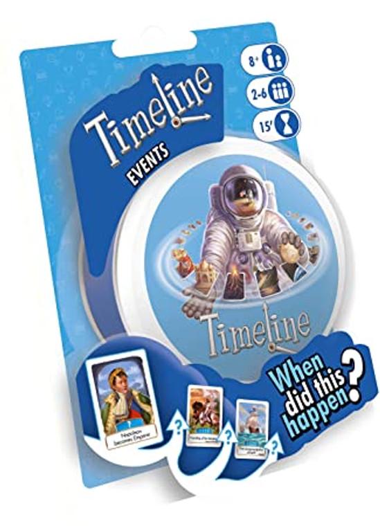 Timeline Events (round tin)
