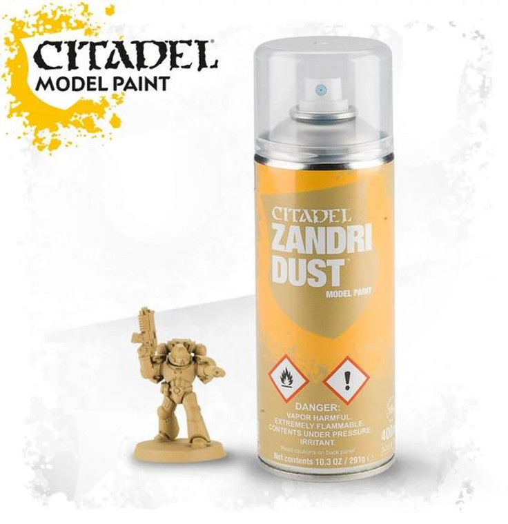Zandri Dust Model Paint