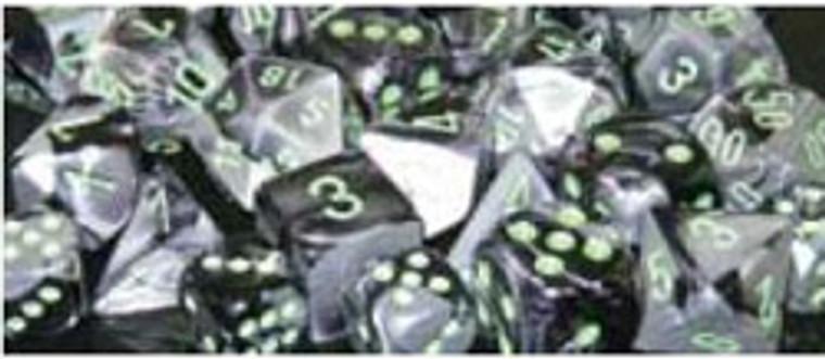 CHX Polyhedral Gemini Black-Grey w/ Green 26445