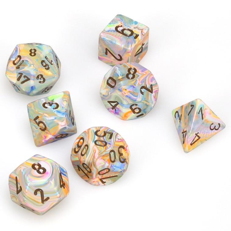CHX Polyhedral Festive Vibrant w/ Brown 27441