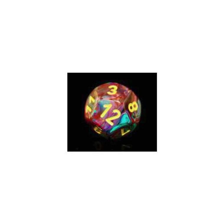 CHX Polyhedral Festive Mosaic w/ Yellow 27450