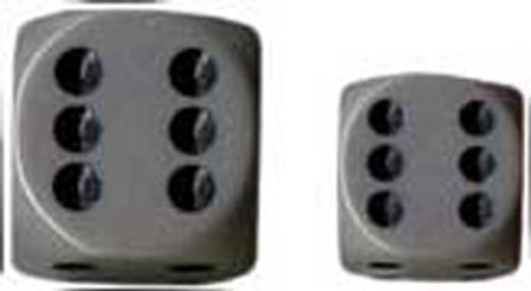 CHX D6 16mm 12x Opaque Dark Grey w/ Black 25610