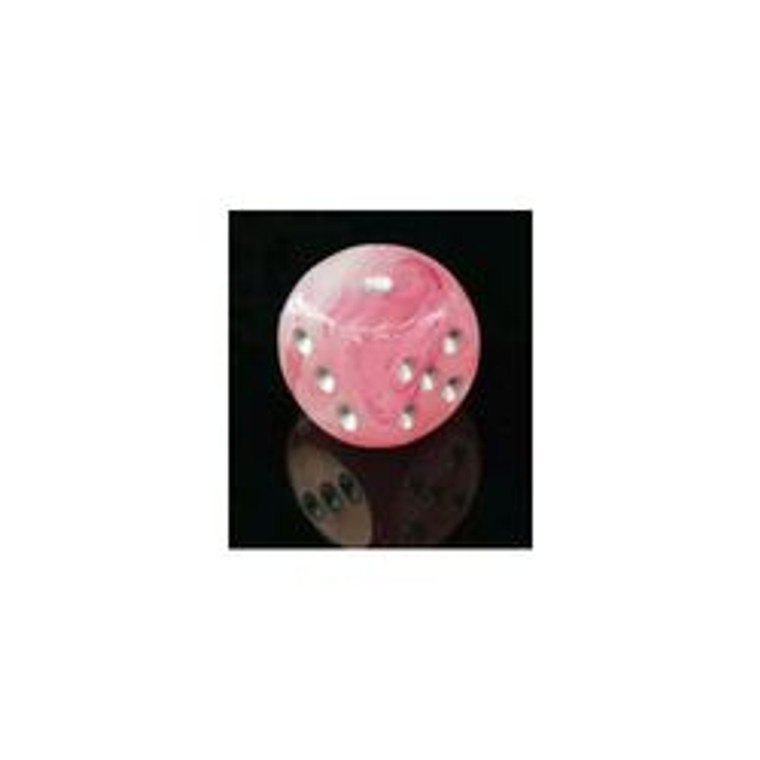 CHX D6 12mm 36 Ghostly Glow Pink w/ Silver 27924