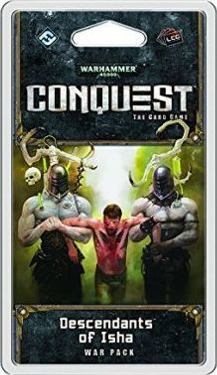 Warhammer 40,000 Conquest Descendants of Isha