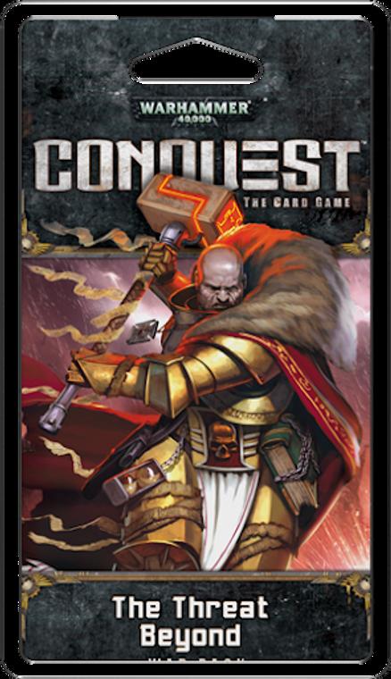 Warhammer 40,000 Conquest The Threat Beyond