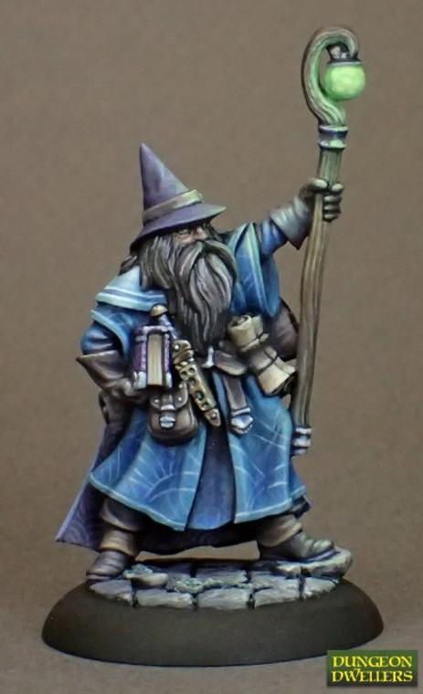 Dungeon Dwellers Luwin Phost Wizard 07008