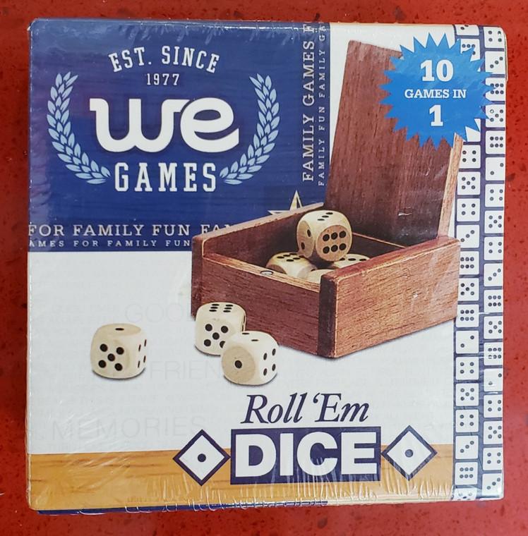 Dice Box Roll Em