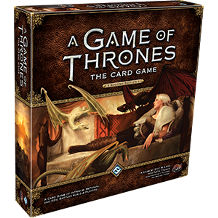 Game of Thrones Card Game 2nd Ed