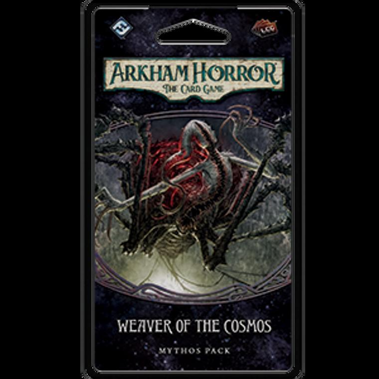 Arkham LCG Weaver of the Cosmos Mythos