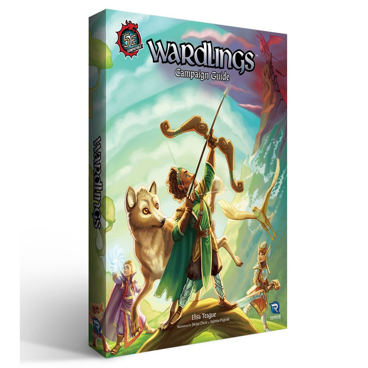 5E Wardlings Campaign Guide
