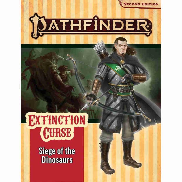 Pathfinder 2E Siege of Dinosaurs