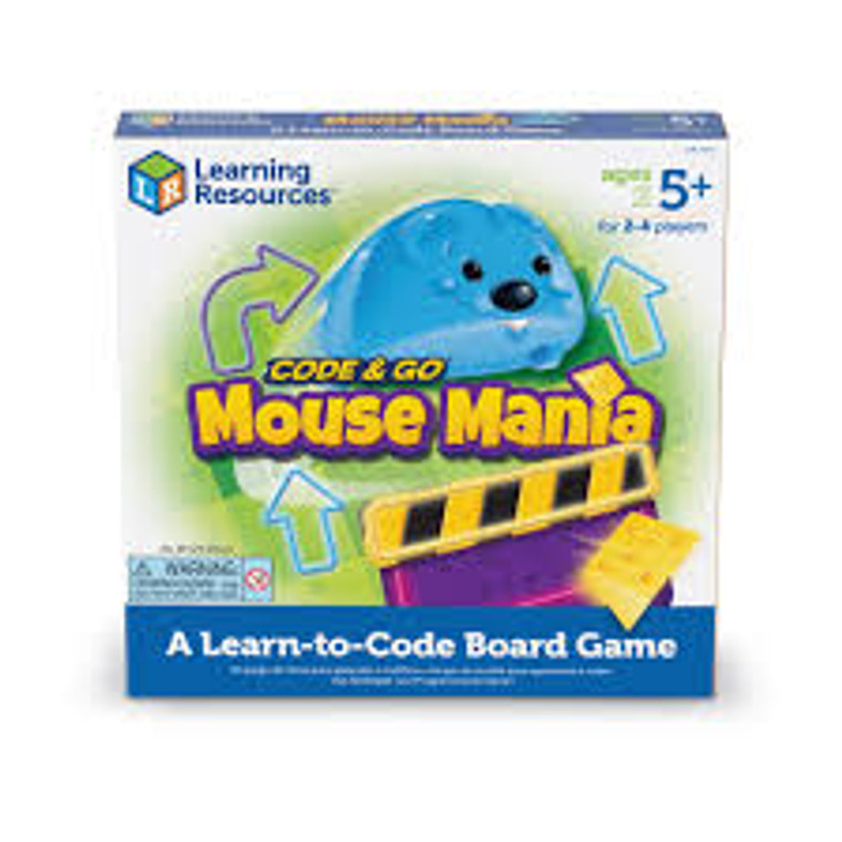 Code & Go Mouse Mania