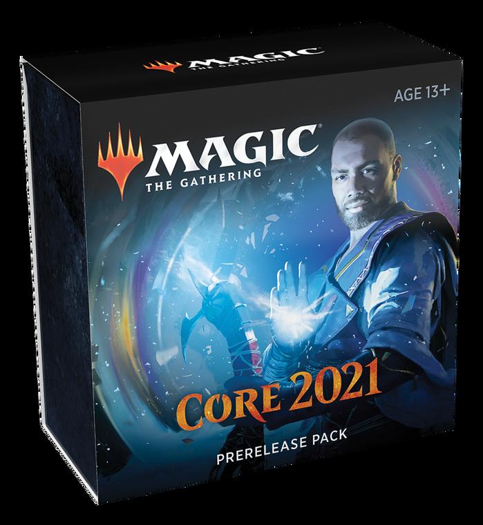 Core Set 2021 Prerelease Kit